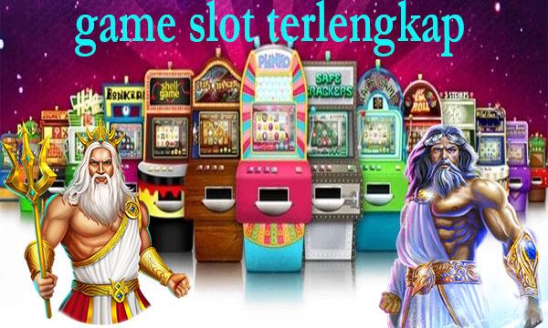 Solusi Tepat Menang Game Slot Online